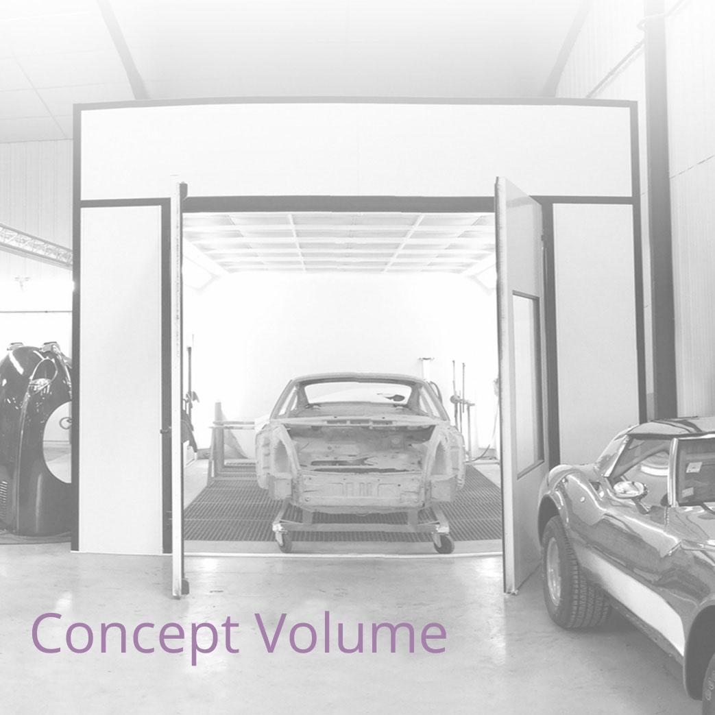 Concept volume